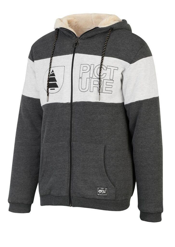 Picture Picture Basement Plush Mens Hoody Zip
