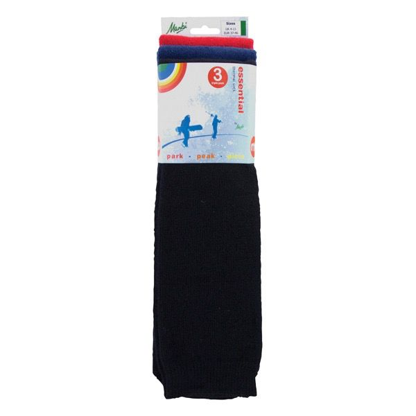 Manbi Manbi Essential Adult Triple Ski Sock
