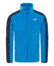 The North Face Glacier Delta Full Zip Mens Fleece