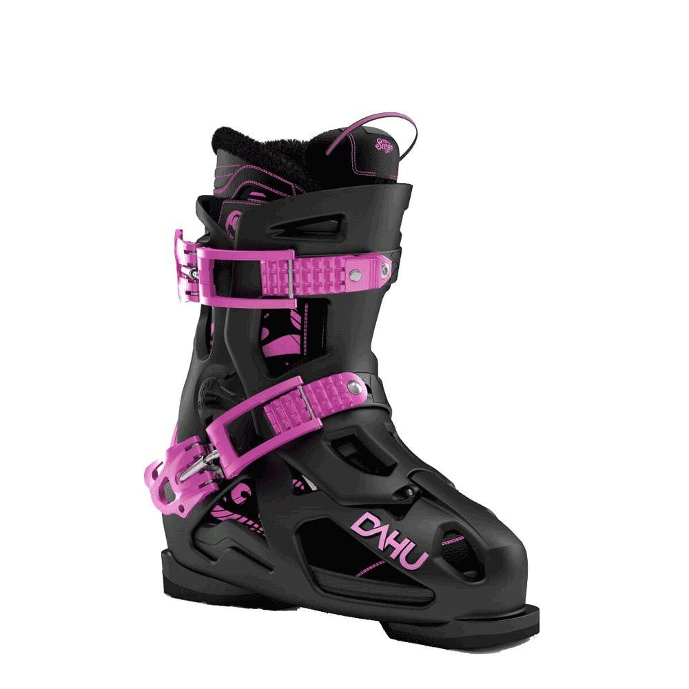 Dahu Dahu Miss Susie Silver Wmns Ski Boot