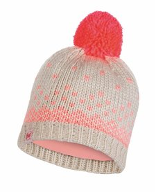 Buff Hilda Knitted Junior Hat