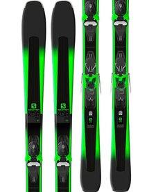 Salomon XDR 78 ST Ski inc Mercury 11 Binding