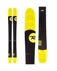 Rossignol Soul 7 Ski inc Axium 120 Binding