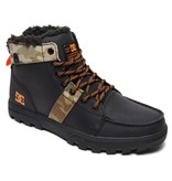 DC DC Woodland Mens Boot