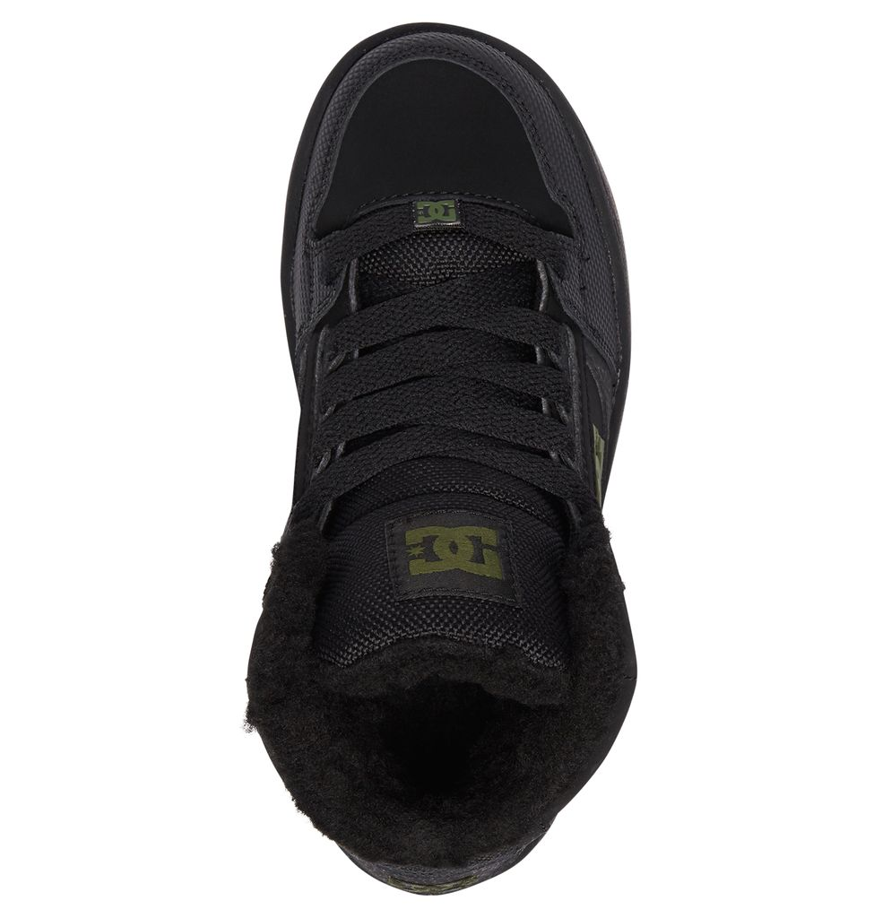 DC DC Pure High-Top WNT Boys Shoe