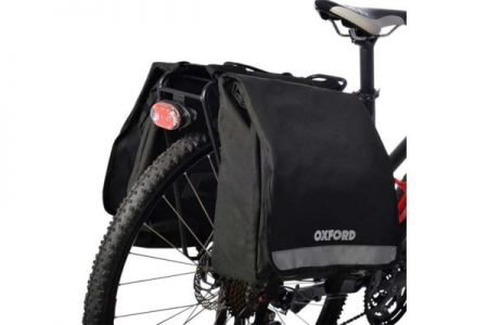 Cycle Division Standard Double Pannier Bags