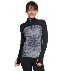 Roxy Snow Piercer Technical Long Sleeve Ladies Top