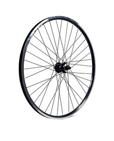 Front Wheel 29 x 1.75 Alloy QR axle black, 6 Bolt Disc