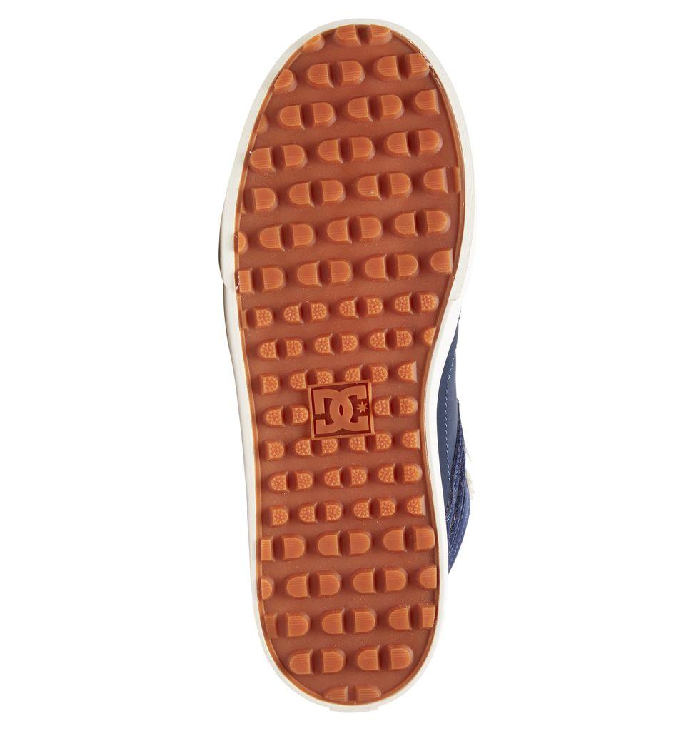 DC DC Pure High Top WC WNT Mens Shoe