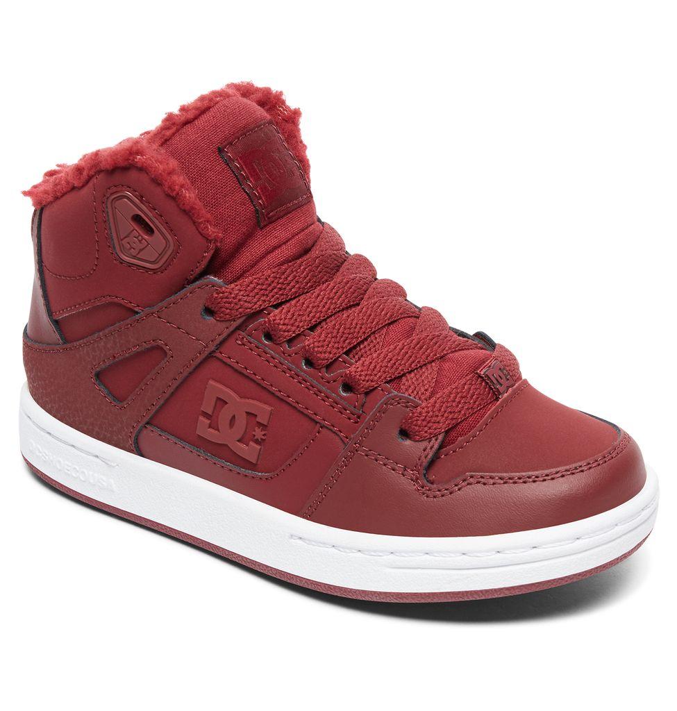 DC DC Pure High-Top WNT Girls Shoe