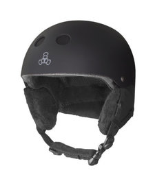 Triple Eight Audio Snow Halo Helmet