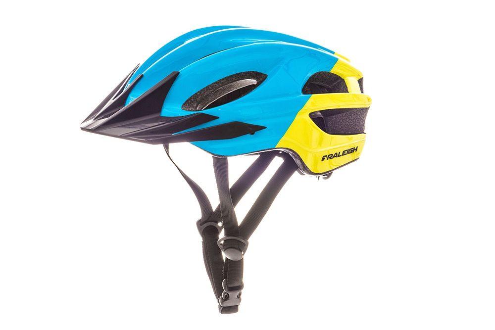 Raleigh K.O.M. Segment Youth Helmet