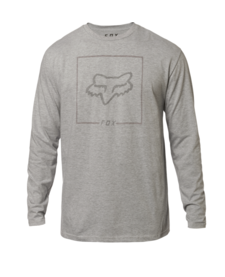 Fox Chapped LS Tee
