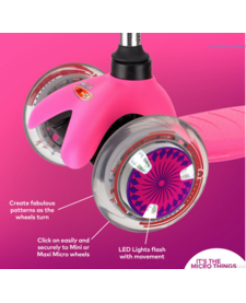 Micro Scooter LED Whizzer