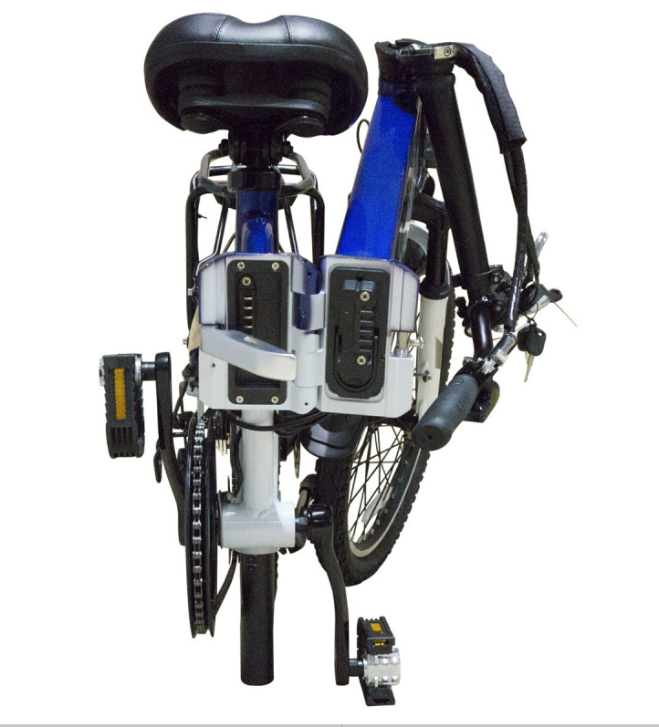 Raleigh Seago Folding E-Power Bike