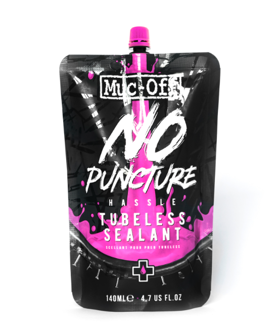 Muc-Off No Puncture Hassle 140ml Pouch