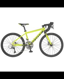 """Scott Gravel 24"""" Junior Bike"""
