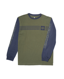 686 BMX Stripe L/S T-Shirt