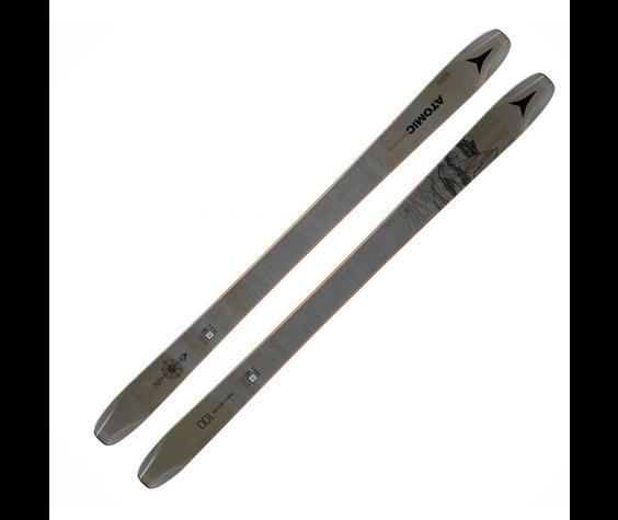 Atomic Atomic BENT CHETLER 100 Dark Grey/Bk Ski