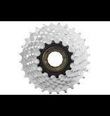 Raleigh Sunrace Multi Freewheel Silver
