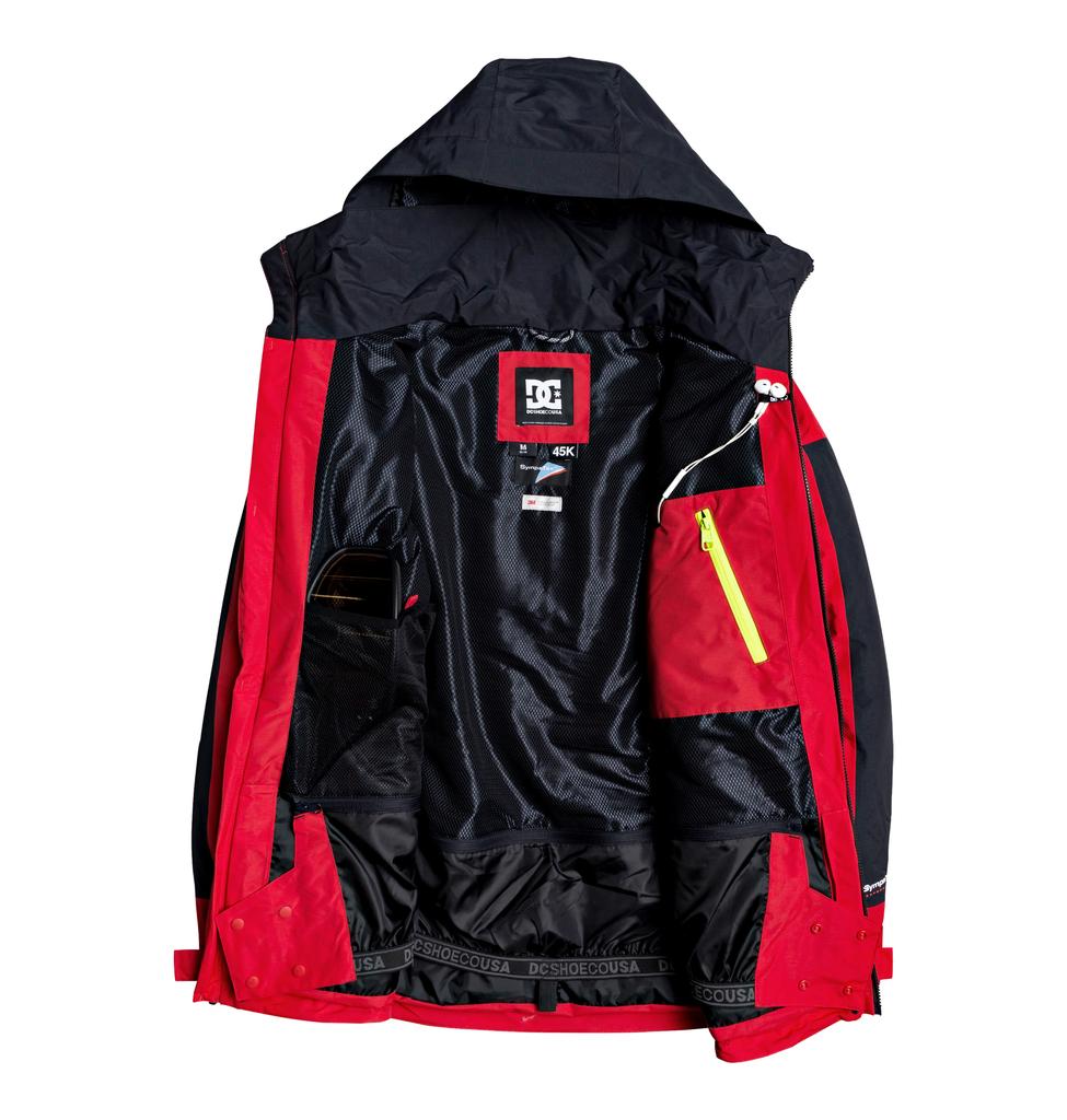DC DC Company Jacket