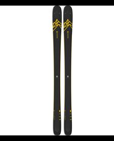 SALOMON QST 92 Dark Blue/Yellow Size 177