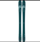 Salomon SALOMON QST LUX 92 Blue Green/Light Blue Size 169