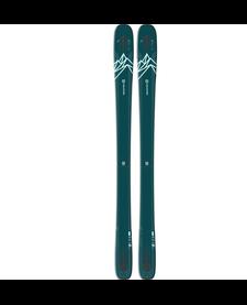 SALOMON QST LUX 92 Blue Green/Light Blue Size 169