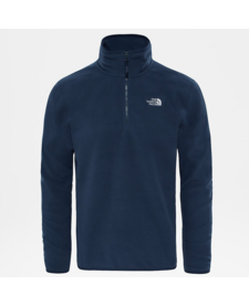 The North Face 100 Glacier Mens Pullover Fleece