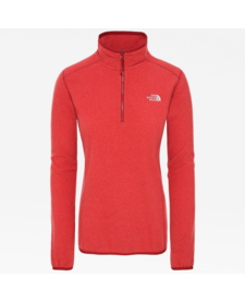 The North Face 100 Glacier Womens Pullover Fleece