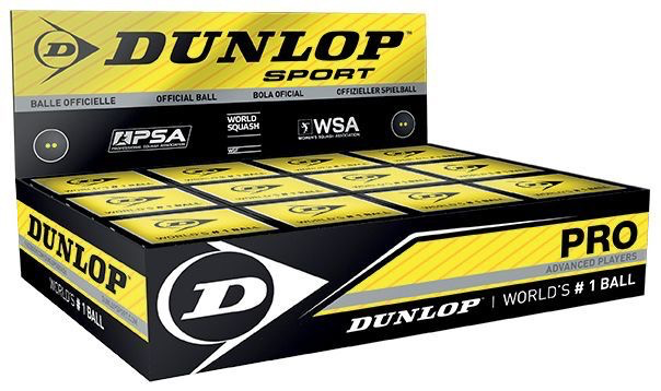 Dunlop Dunlop Pro Squash Ball