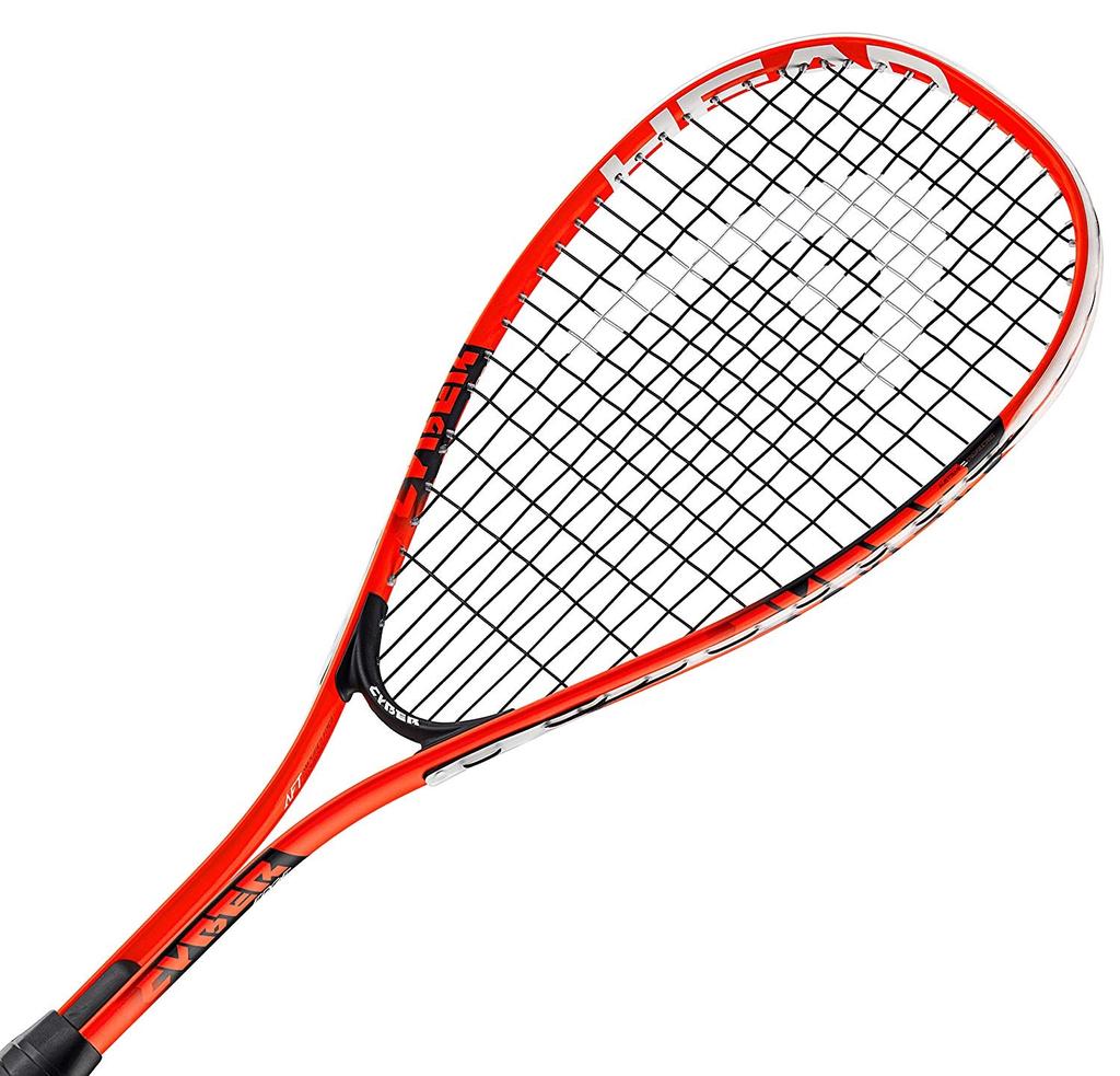 Reydon Head Cyber Edge Squash Racket