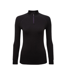 Steiner Soft-Tec Zip Thermal Ladies Top