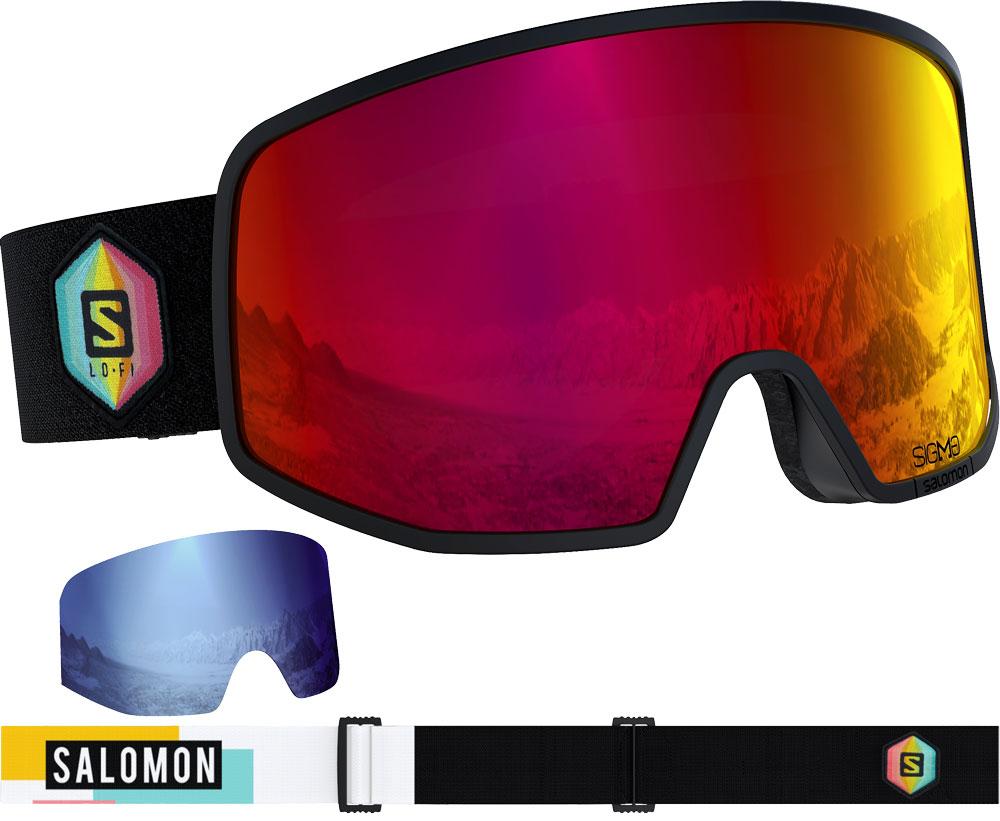 Salomon SALOMON LO FI SIGMA Goggles
