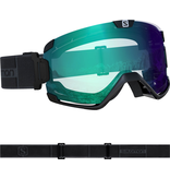 Salomon SALOMON COSMIC PHOTO Blk/AW Blue Goggle