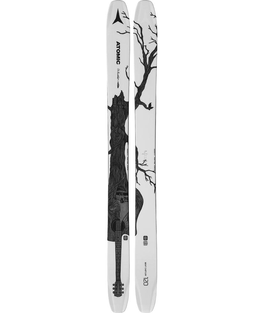 Atomic Atomic BENT CHETLER 120 Ski Size 184