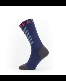 Sealskin Waterproof Warm Weather Mid Length Sock