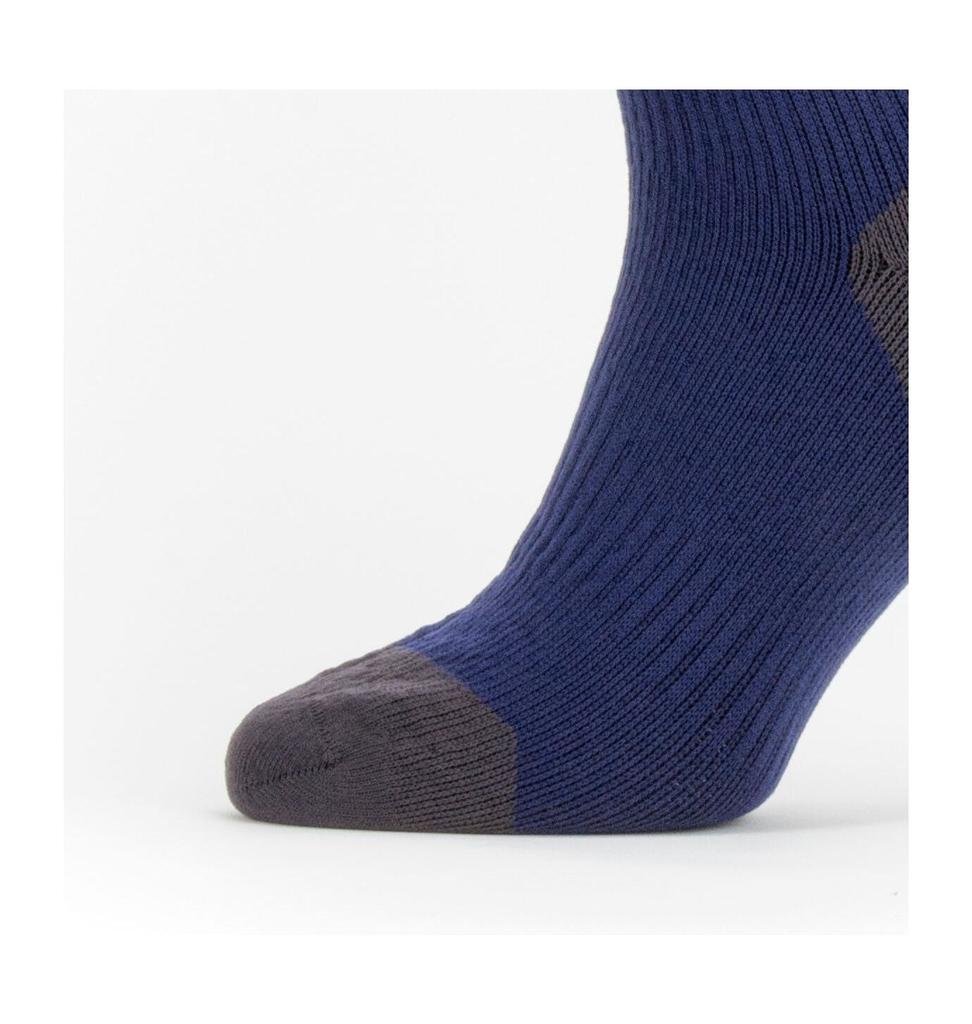 Sealskin Sealskin Waterproof Warm Weather Mid Length Sock