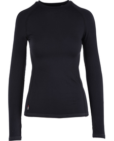 CarbonDri Crew Neck Ladies Thermal Top