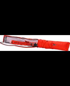 Atomic SKI BAG Bright Red/Dark Red
