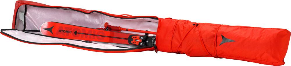Atomic Atomic SKI BAG Bright Red/Dark Red