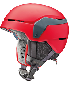 Atomic COUNT JR Red Helmet Small