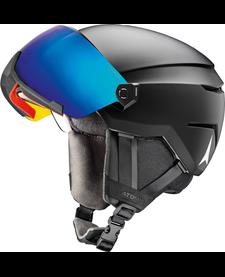 Atomic VISOR STEREO Blk Helmet