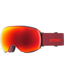 Atomic Revent Q HD Red Goggle