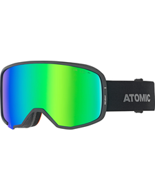 Atomic Revent HD OTG Black Goggle