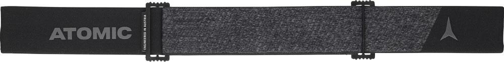 Atomic Atomic Revent HD OTG Black Goggle