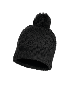 Buff Savva Knitted Hat