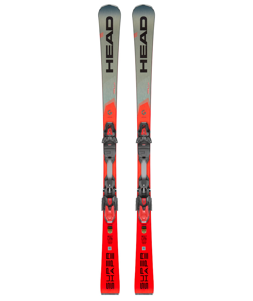 Head Head Supershape I.RALLY Ski