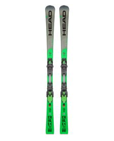 Head Supershape I.MAGNUM Ski inc PRD 12