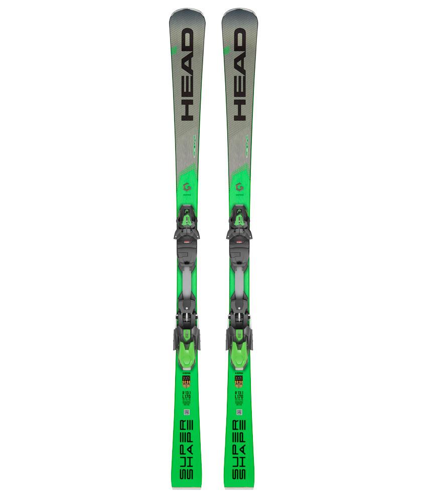 Head Head Supershape I.MAGNUM Ski inc PRD 12